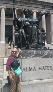 Bella Vivante, Columbia University