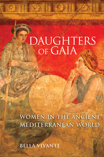Daughters of Gaia cover